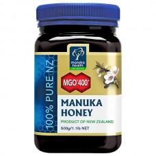 【特惠】[仅限直邮回国]蜜纽康 麦卢卡活性蜂蜜 MGO400+ 500g