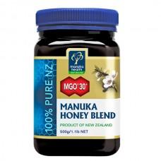 【特惠】[仅限直邮回国]蜜纽康 麦卢卡混合蜂蜜 MGO30+ 500g